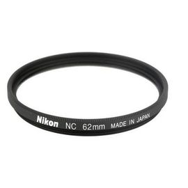 【易购】尼康(Nikon) 62mm 中性色彩NC UV滤镜