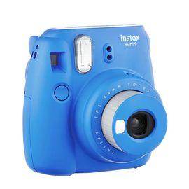 【易购】富士(FUJIFILM)INSTAX 一次成像相机立拍立得 mini9 海水蓝 实用套餐二(含20张胶片)
