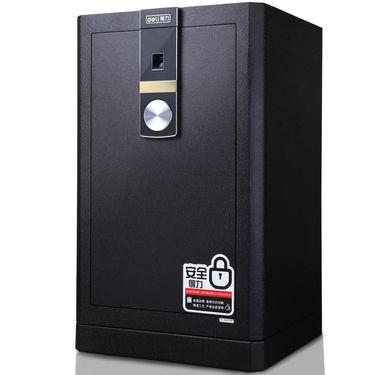 【易购】得力(deli)4054指纹保险柜(黑色)