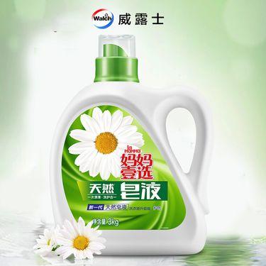 【易购】妈妈壹选 护色 天然皂液 3kg (单位:瓶)