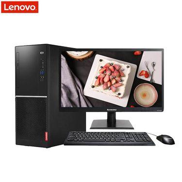 【易购】联想(Lenovo)扬天M4601k 商用台式电脑整机 23英寸显示器(G4560 4GB 500GB 无光驱