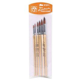 【易购】晨光(M&G)LBH97801 水彩画笔6支套装 毕加索美术画笔 水粉水彩油画专用笔 LBH97801