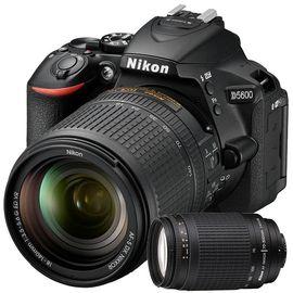 【易购】尼康(Nikon)数码单反相机 D5600 (18-140mm VR +AF 70-300mmG )双镜头套机