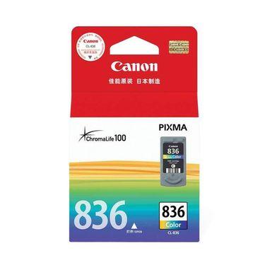 【易购】佳能(Canon)PG-835 CL-836 原装墨盒 适用腾彩PIXMA iP1188打印机 彩色836