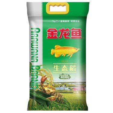 金龙鱼 东北大米 蟹稻共生 粳米 生态稻大米 5kg