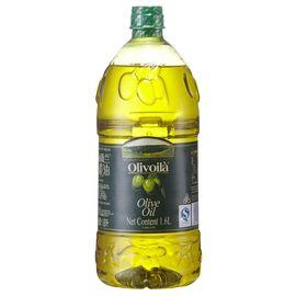 【易购】欧丽薇兰 橄榄油1.6L*6桶