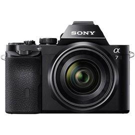 【易购】索尼(SONY) ILCE-A7全画幅微单相机 FE PZ 28-135mm F4 G OSS 专业电影镜头套装