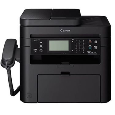 【易购】佳能(Canon) imageCLASS MF249dw A4幅面黑白多功能激光一体机 打印复印扫描传真 无线双