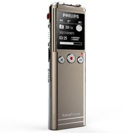 【易购】飞利浦(PHILIPS) VTR6200 8G 无线录音笔 灰色