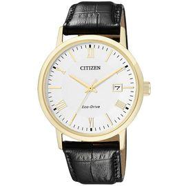 【易购】西铁城(CITIZEN)手表 时尚光动能蓝宝石玻璃镜面休闲光能表男表 BM6772-05A