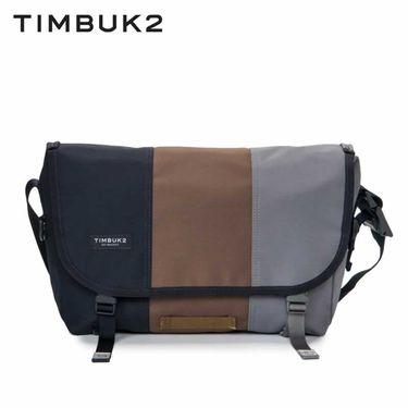 【易购】TIMBUK2美国新款潮流邮差包信使包单肩包斜挎包 知更鸟色M