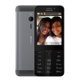 【易购】Nokia/诺基亚 230 DS 银灰色-(RM-1172)