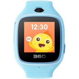 【易购】360儿童手表6S 移动联通4G版 智能儿童手表 儿童电话手表6S W701天空蓝