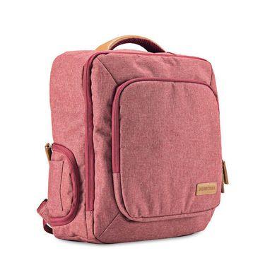 【易购】美固多功能妈咪大容量背包防盗双肩外出包婴儿出行宝妈旅行背包 烟灰色