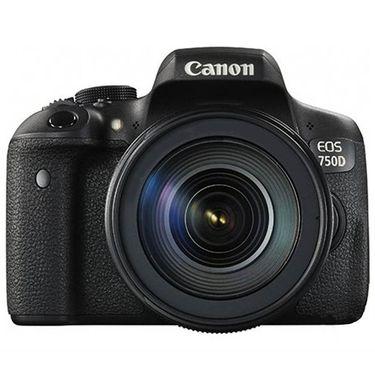 【易购】佳能(Canon) EOS 750D 单反套机(EF-S18-55mmf/3.5-5.6 IS STM镜头)