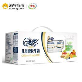 【易购】伊利QQ星儿童成长牛奶均善型礼盒装190ml*15