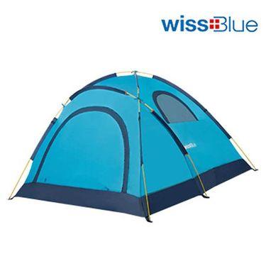【易购】维仕蓝(wissBlue) 双人户外休闲帐篷 WR6025-B