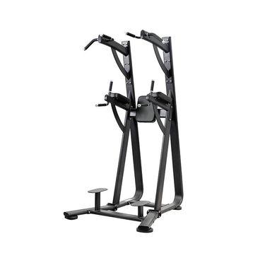 【易购】舒华单双杠提腿腹肌组合练习运动健身器材SH-6888(七包服务)