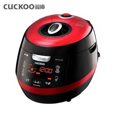 【易购】福库(CUCKOO)CRP-HY1072FR韩国原装进口三维立体IH加热智能高压电饭煲5L