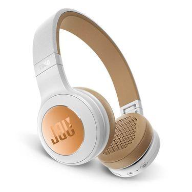 【易购】JBL Duet BT Wireless 蓝牙耳机头戴式 无线耳机/耳麦白银色