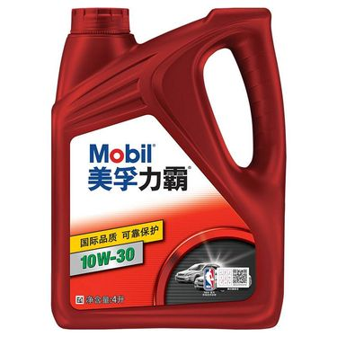 【易购】美孚(Mobil)力霸机油 10W-30 4L