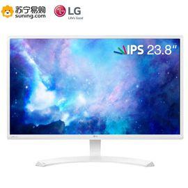 【易购】LG 24MP58VQ-W 23.8英寸显示器