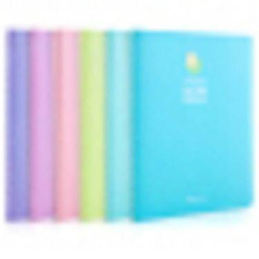 【易购】广博(GuangBo)46张A6多彩笔记本子/记事本子日记本 颜色随机(单本装*30)FB60037