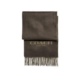 COACH /蔻驰 男士羊毛围巾 F86542 保税仓发货 XUNTAO