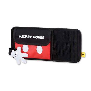 NAPOLEX Disney/迪士尼  NAPOLEX 红黑米奇 遮阳板收纳袋CD夹 WD-286