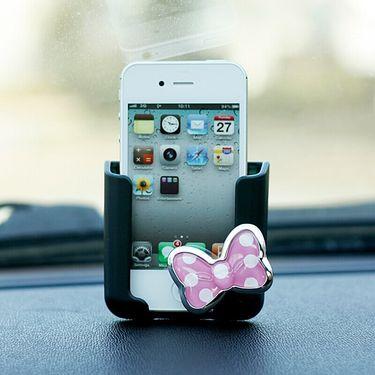 NAPOLEX Disney/迪士尼 NAPOLEX 米妮 汽车手机架 手机座 手机支架 WN-10
