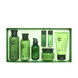 innisfree/悦诗风吟 绿茶五件套水乳小绿瓶精华套盒限量版护肤套装 buyer