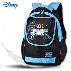 Disney/迪士尼 书包小学生男童女童1-3-4五6年级12岁男孩女孩米奇双肩背包 0046蓝色