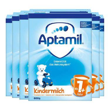 aptamil/爱他美  婴幼儿奶粉 成长1+段  600g 德国进口 提供母乳般的营养支持 CST购