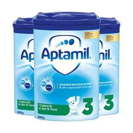 aptamil/爱他美  婴幼儿奶粉 3段  800g   德国进口 提供母乳般的营养支持 CST购
