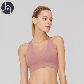 jambeau 运动瑜伽内衣女 防震跑步聚拢定型健身文胸速干bra