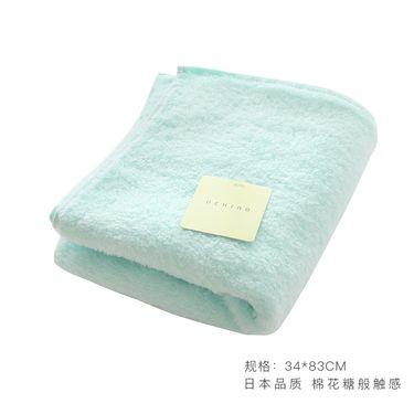 内野 UCHINO棉花糖纯棉面巾成人儿童洗脸大毛巾柔软吸水全棉家用