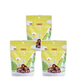 中粮 【中粮海外直采】淨糖屋枣泥核桃糖 80g*3 (台湾进口 袋)