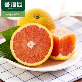 誉福园 新鲜现摘水果中华红血橙5斤装  彩箱装