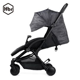 虎贝尔 陈赫明星同款S1pro19款婴儿车轻便折叠简易婴儿推车儿童