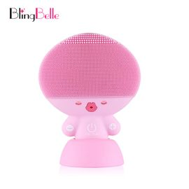 BlingBelle /贝琳贝儿 德国贝儿三代啵小贝美容洁面仪贝尔电动硅胶洗脸仪神器