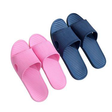 北极绒 夏季男女家用室内情侣防滑洗澡拖鞋