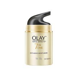 OLAY 玉兰油 多效修护霜 补水保湿提亮肤色亮白面霜 50克/瓶