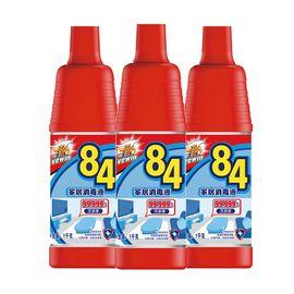 威王 84家居消毒液 1kg*3瓶