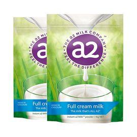 a2  成人奶粉 1000g   澳洲进口 天然纯净的奶源体  CST购