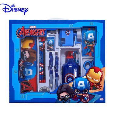 Disney/迪士尼 小学生文具礼盒儿童幼儿园开学礼物奖品男女孩学习用品套装6049A