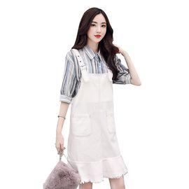 乔伊思 A版纯色背带裙 J83369805
