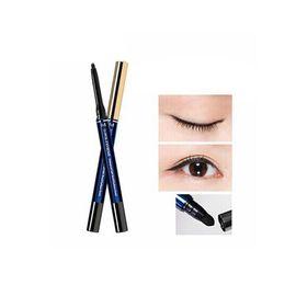 谜尚 魅力眼线笔眼线液防水不晕染不易脱色黑色初学者 防水精细眼线笔0.3g