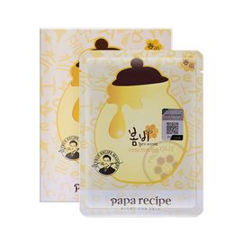papa recipe/春雨 春雨蜂蜜面膜 10片*1盒