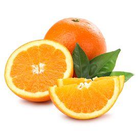 花果鲜 湖北秭归伦晚脐橙5斤 甜橙手剥橙子 果径60-65mm