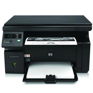 HP 惠普 M1136 多功能三合一黑白激光一体机 (打印 复印 扫描)